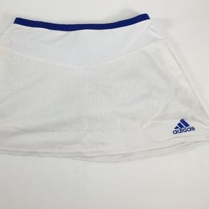 Women's Adidas White Tennis skirt